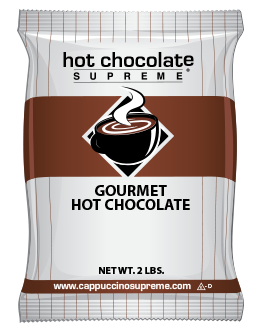 2 lb bags of Hot Chocolate Supreme only $6.95