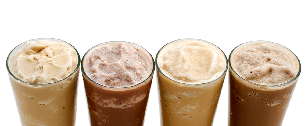 Delicious Frappe Mixes for home or coffee shop businesses