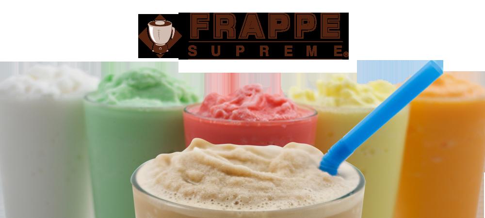 Frappe Supreme Frappe Mixes